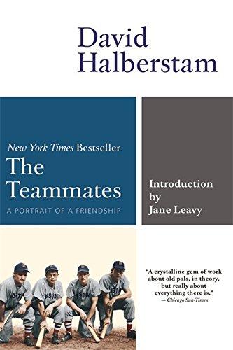 Teammates Portrait Friendship David Halberstam product image