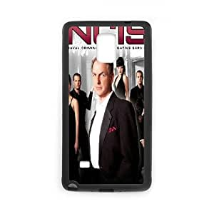 NCIS NCIS Samsung Galaxy Note 4 Cell Phone Case Black Exquisite gift (SA_442858)