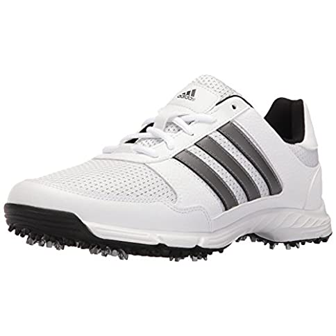 - 41iTDdYB4UL - adidas Men's Tech Response Golf Shoes