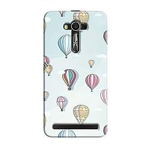 Cover It Up - Balloons Sky Zenfone 2 ZE550ML/ZE551MLHard Case