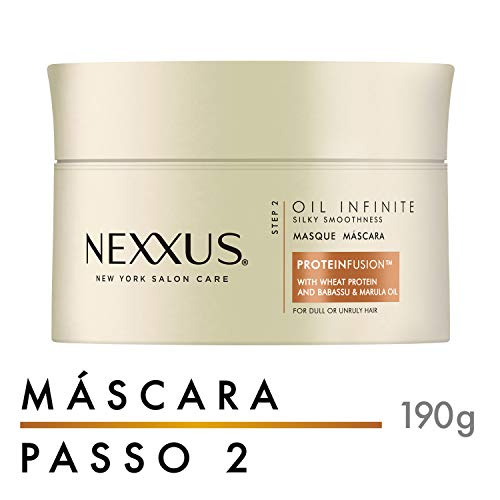 Nexxus Oil Infinite Hair Masque for Frizzy Hair, 190 g