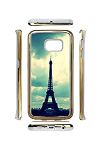 Galaxy S6 Edge Case, Tower - Awesome Phone Case&Cover for Samsung Galaxy S6 Edge