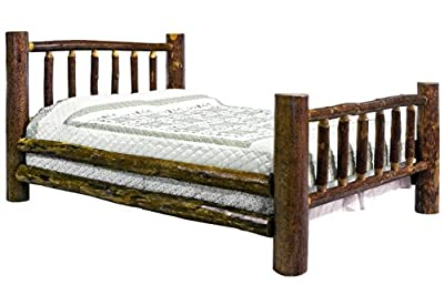 Montana Woodworks Glacier Country Collection Bed, Twin