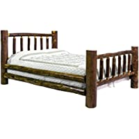 Montana Woodworks MWGCFB Glacier Country Collection Bed, Full