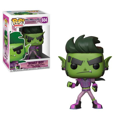 Funko POP! TV: Teen Titans GO! The Night Begins to Shine - Beast Boy Collectible Figure -