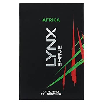 Lynx Aftershave Africa