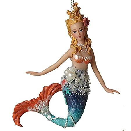 41iTGhMZZ%2BL._SS450_ 100+ Mermaid Home Decor Ideas
