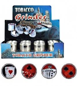 1 gran Grinder tarjeta Polinator molino a tabaco 4 partes ...