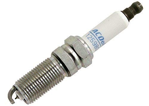 ACDelco 41-103 Professional Iridium Spark Plug (6 Pack) (2010 Hummer H3 Number Of Cylinders 5)