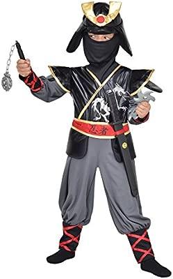 César - F450-002 - Ninja Traje - 5/7 años: Amazon.es: Juguetes y ...