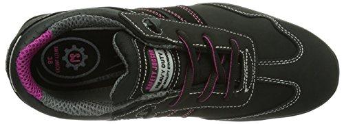 Safety Jogger Ceres - Calzado de protección Mujer Black 210