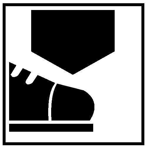 Chaussures de sécurité nubuck cuir semelle, acier inoxydable Marron en, Chaussures Taille: 39, Couleur: Marron