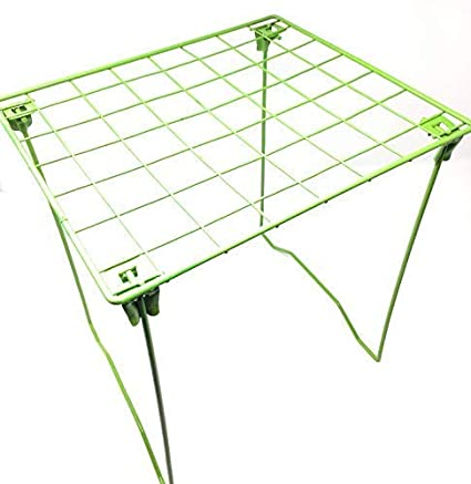 amazon com : sour apple green locker shelf - foldable stac mate shelf for  office, home or school : office products