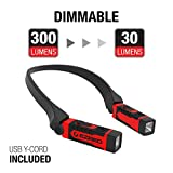 EZRED ANYWEAR Rechargeable Neck Light for
