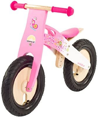 BIKESTAR Bike*Star 30.5cm (12 Pulgada) Bicicleta sin Pedales para ...