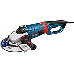 Frisch Bosch Winkelschleifer GWS 26-230 LVI Professional, blau: Amazon.co  KC42