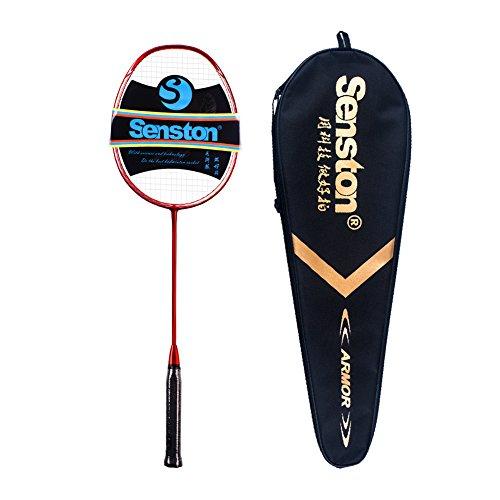 Senston N80 Graphite Single High-grade Badminton Racquet ...
