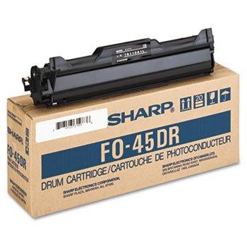 Sharp FO-45DR Drum Unit for FO-4500 FO-5500 FO-6500 FO-6550, 20K Pgs (6550 Fax)