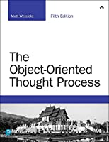 The Object-Oriented Thought Process, 5th Edition Front Cover