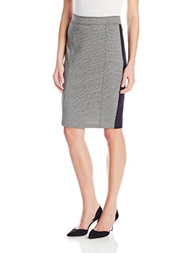 Houndstooth Pencil Skirt: Amazon.com