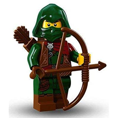 LEGO Minifigures Series 16 Rogue Minifigure: Toys & Games
