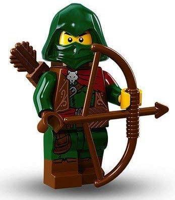 LEGO Minifigures Series 16 Rogue Minifigure