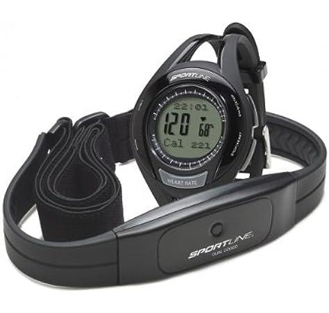 Sportline Cardio 630 Mens Monitor Black