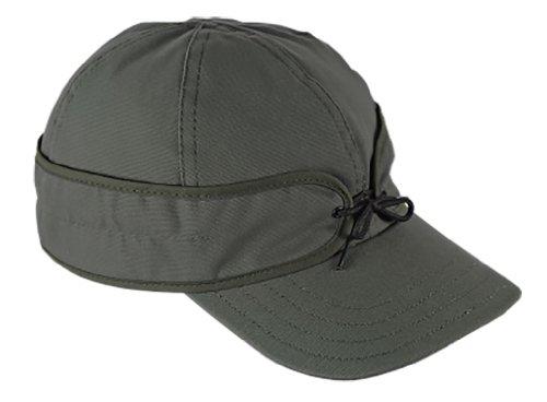 Stormy Kromer Men's The Field Cap,Grey,7.625