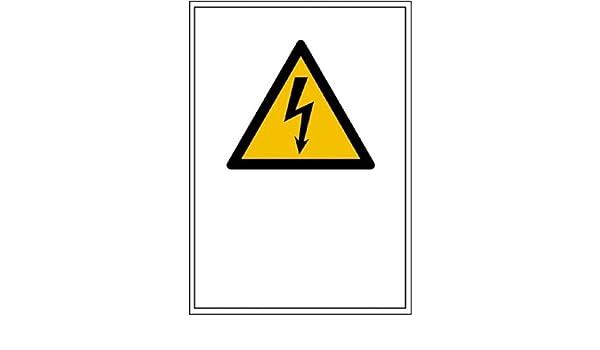 2154. combinados de advertencia Cartel Alerta contra ...