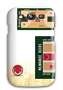 Ryan Knowlton Johnson's Shop Hot milwaukee bucks nba basketball (17) NBA Sports & Colleges colorful Samsung Galaxy S3 cases