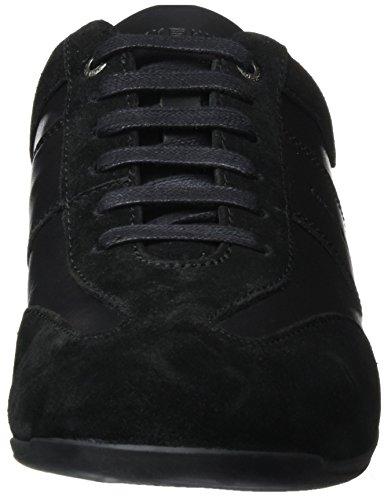 Hombre Tommy 1c Negro black O2285tis Hilfiger Para Zapatillas 6qXZgTFwq