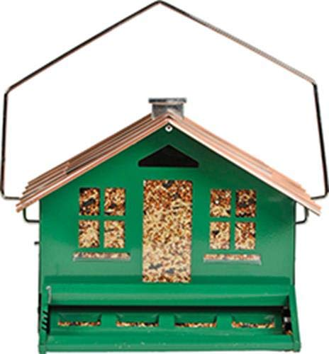 - Perky-Pet 339 Squirrel Be Gone II Feeder Home with Chimney