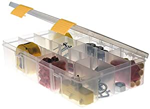 Plano 23730 05 stowaway with adjustable dividers tackle for Jewelry stores plano tx