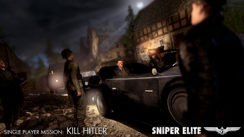 Price comparison product image Sniper Elite V2 - Kill Hitler DLC Pack [Online Game Code]