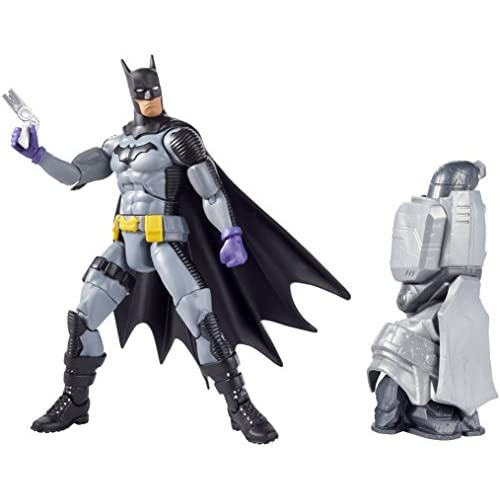 Mattel dkn38DC multiverse Collector Batman Figurine, 15cm