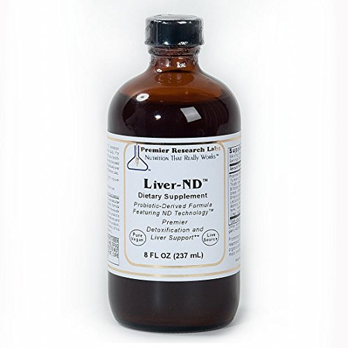 (Premier Research Labs Liver ND 16 Oz / 2 Bottles Detox)
