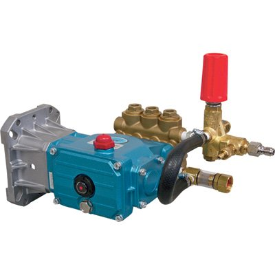 CAT Pumps Pressure Washer Pump - 4000 PSI, 4.0 GPM, Direct Drive, Gas, Model# ()