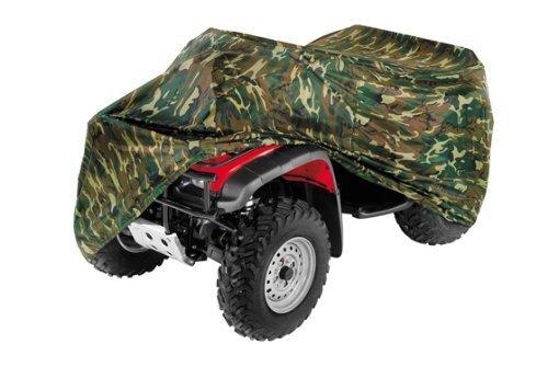Quadboss ATV Quad Cover - Camo (Quadboss Drop Basket)