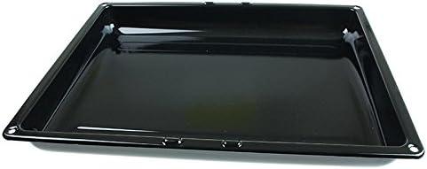 Beko horno esmaltada bandeja para horno (280 mm x 355 mm: Amazon ...