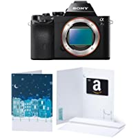 Sony Alpha a7S Mirrorless Digital Camera with $50 Giftcard