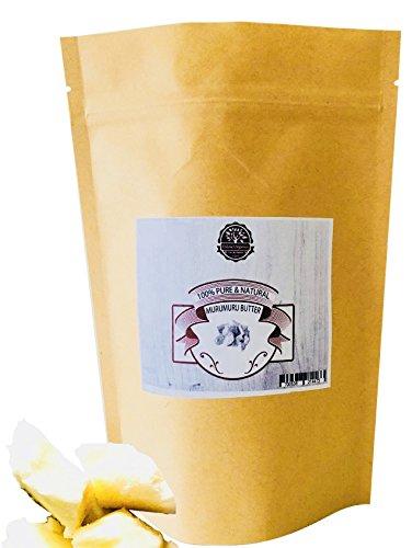 Pure, Natural and Unrefined Murumuru Butter 8oz by Oslove ()