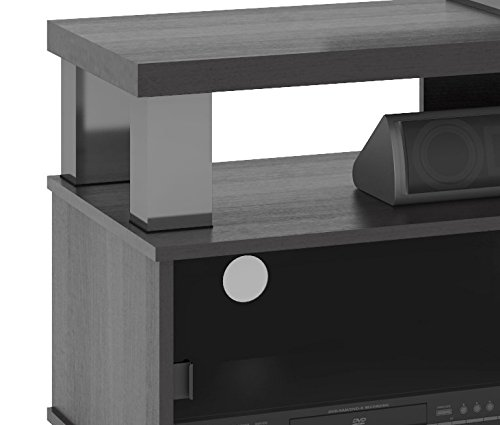 Sonax B 003 Rbt Bromley 75 Inch 2 Tier Tv Bench Ravenwood