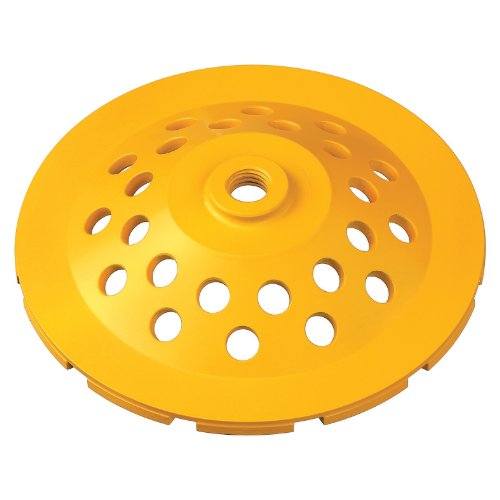 DEWALT DW4773 7-Inch Grinding Cup Wheel Heavy Material Removal