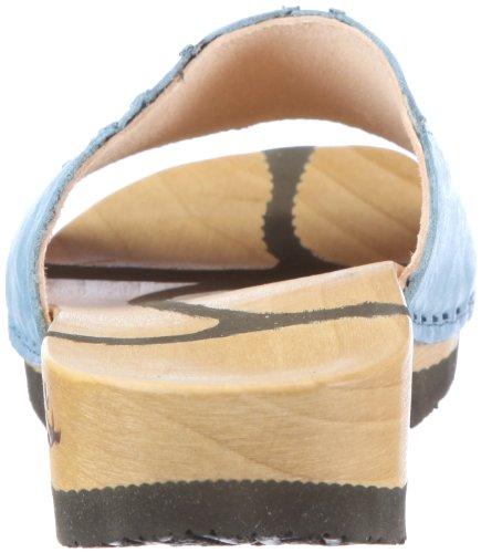 Chung Shi Wooccoli Nadine 3000230 - Sandalias de cuero para mujer Azul