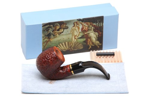 Savinelli Venere Brownblast 614 Tobacco Pipe by Savinelli