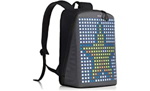 Pix Backpack with Programmable Screen Smart Digital