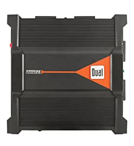 new dual xpr522 600 watt 2 channel class a b car audio power amplifier amp car. Black Bedroom Furniture Sets. Home Design Ideas