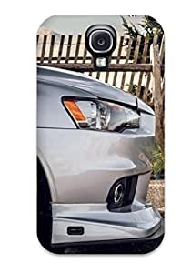 Quality Cody Elizabeth Weaver Case Cover With Car Best Download Nice Appearance Compatible With Galaxy S4
