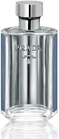 Prada Prada L'homme L'eau By Prada for Men 3.4 Oz Eau De Toilette Spray, 1 Oz