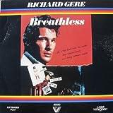Breathless LASERDISC (NOT A DVD!!!) (Full Screen Format) Format: Laser Disc